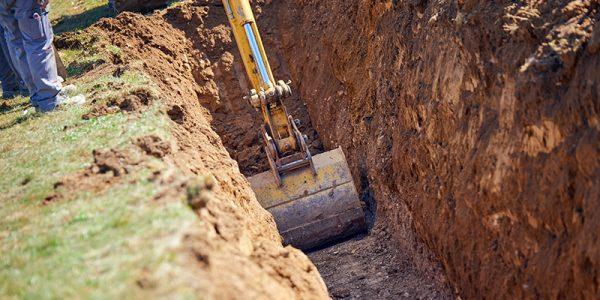 Plombier Expert | Excavation et réparation de drains - Gros plan