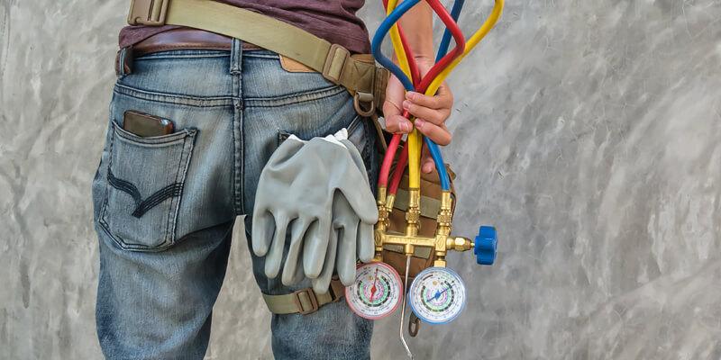 installateur de gaz
