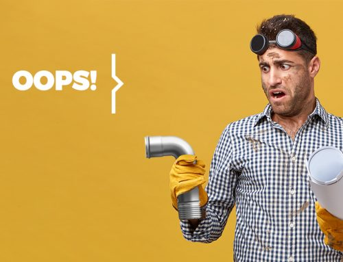 When should I call a professional plumber?